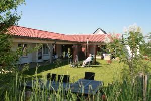Ferienhaus Ulaubsidylle Bad Urach - Innnenhof
