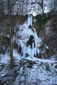 Wasserfall 2009