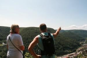geführte Wanderung auf der Schwäbischen Alb