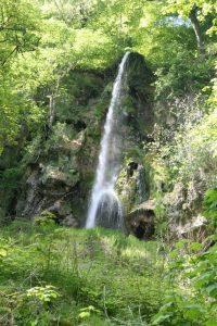 Wasserfall bad Ufach