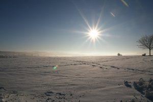 Winter auf der Alb