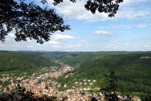 Aussichtspunkt Schwäbische Alb