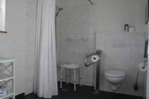Ferienhaus behindertengerechtes Bad