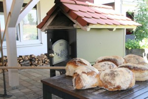 Ferienhaus Bad Urach - Brot backen