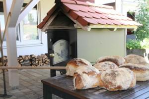 Ferienhaus Bad Urach - Brot backen