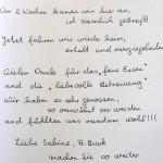 Gästebucheintrag -06