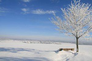 Winterbild - Urlaub und Pflege