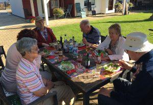 Urlaub für pflegende Angehörige