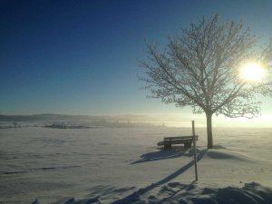Urlaub mit Pflege in Winter