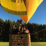 Ballonfahrt Schwäbische Alb 05