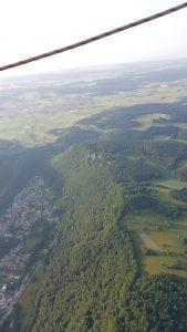 Ballonfahrt Schwäbische Alb 08