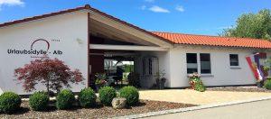 Urlaub und Pflege - Ferienhaus Urlaubsidylle Alb