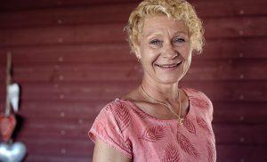 Sabine Seckinger - Leiterin der Ferienanlage