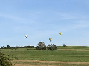 Ballonfahrt Schwäbische Alb 01