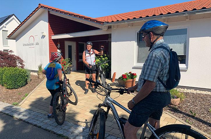E-Bike Tour - Schwäbische Alb