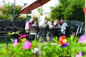 Urlaub - Pflegebedürftige und Angehörige